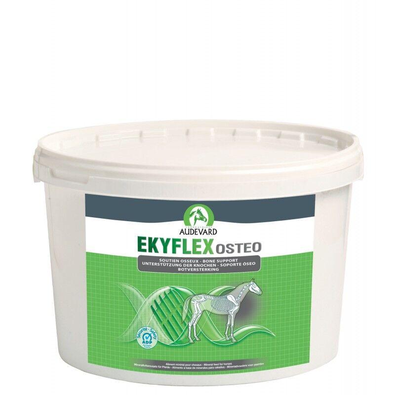 Audevard Ekyflex Osteo Complément Alimentaire Stimulant Métabolisme Osseux Cheval granules 3kg