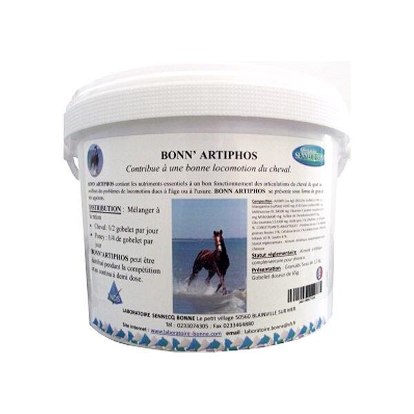 Sennecq Bonne Artiphos Complément Alimentaire des Articulations Cheval Granules 1,5kg