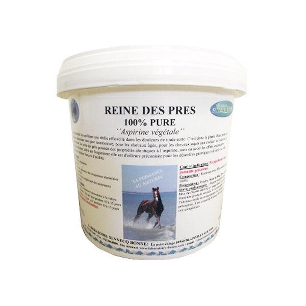 Sennecq Bonne Reine des Prés Complément Alimentaire 'Aspirine Végétal' Cheval Poudre Orale 1kg