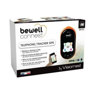 Visiomed Bewell Connect Telephone Tracker GPS - Publicité