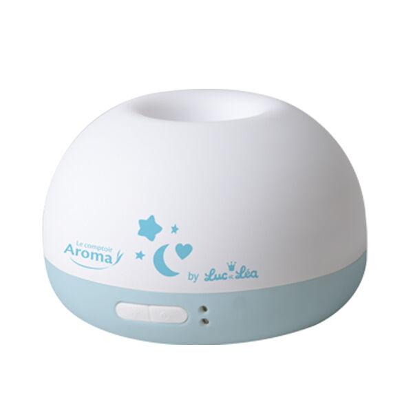 Le Comptoir Aroma Diffuseur Humidificateur Veilleuse Bébé 3 en 1