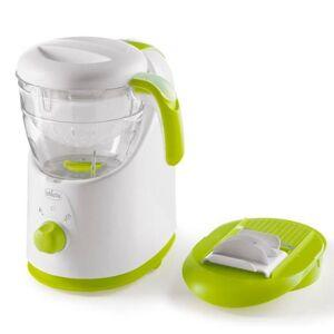 Chicco Robot Cuiseur Vapeur Mixeur Easy Meal - Publicité