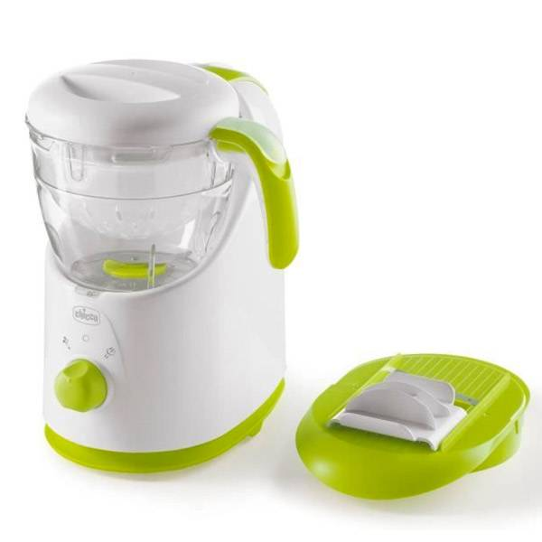 Chicco Robot Cuiseur Vapeur Mixeur Easy Meal