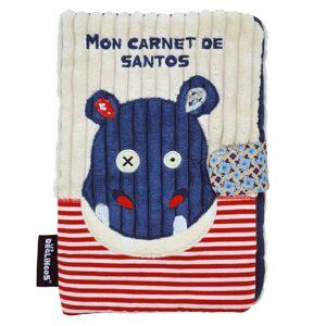 Soframar Protège Carnet de Santé Hippipos l'Hippopotame - Publicité
