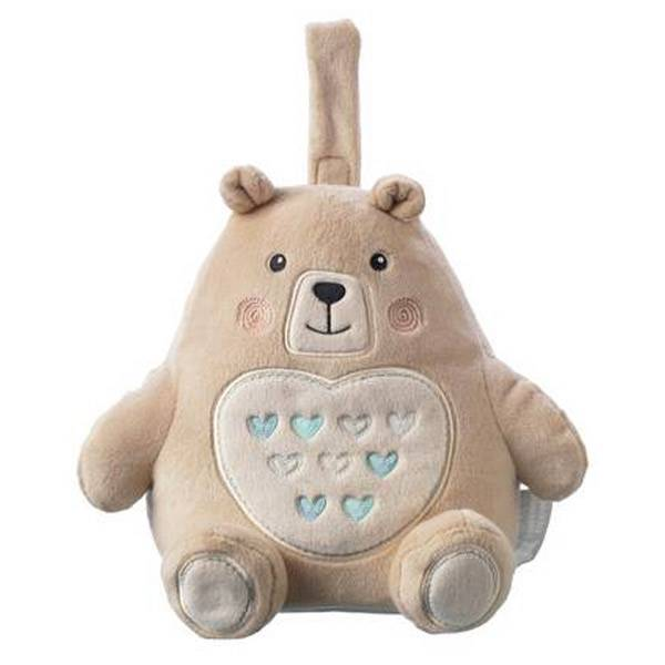 Tommee Tippee Grocompagny Peluche Veilleuse Bennie l'Ourson Rechargeable