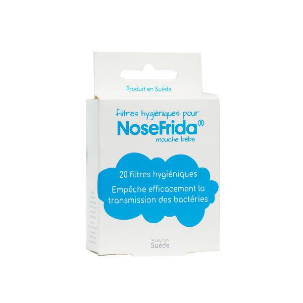Scandibaby Nosefrida Filtres Hygiéniques 20 unités