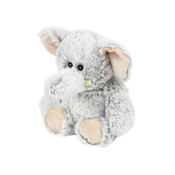 Soframar Bouillotte Cozy Peluches Déhoussables Éléphant
