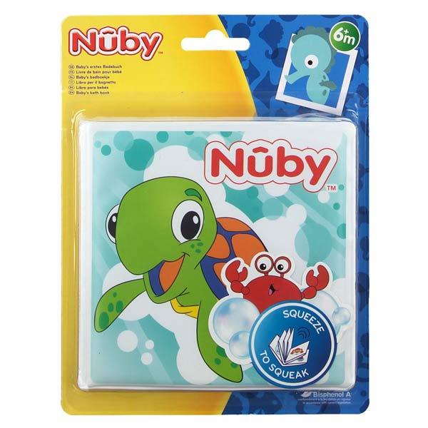 Nuby Livre de Bain +6m