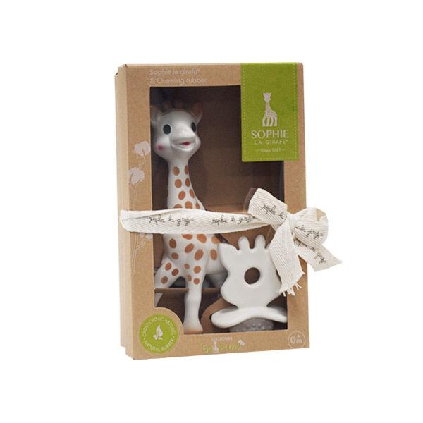 Sophie La Girafe + Sucette de Dentition