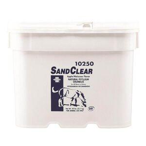 Pommier Nutrition Sand Clear 99 Emollients (Psyllium) Pour Cheval Granule 22,65kg - Publicité