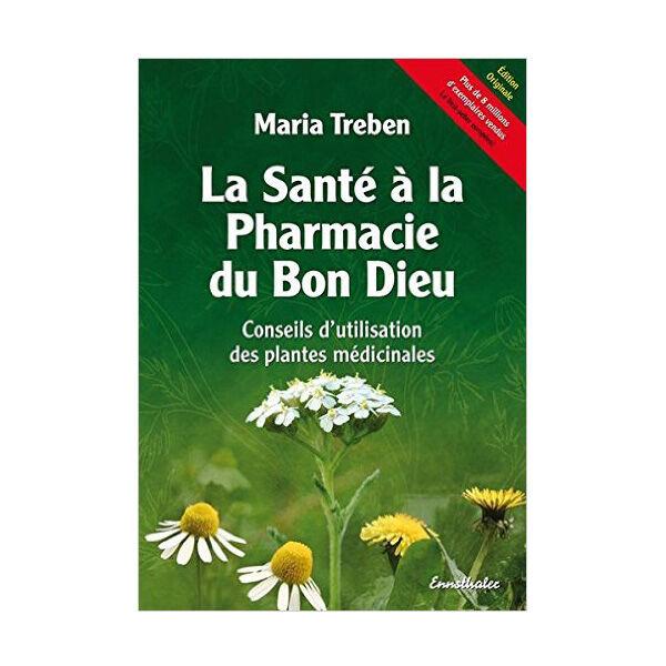 Maria Treben Livre La Santé à la Pharmacie du Bon Dieu