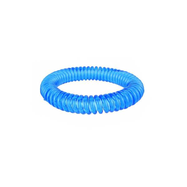 Bracelet Citronnelle à Ressort Silicone Bleu Clair