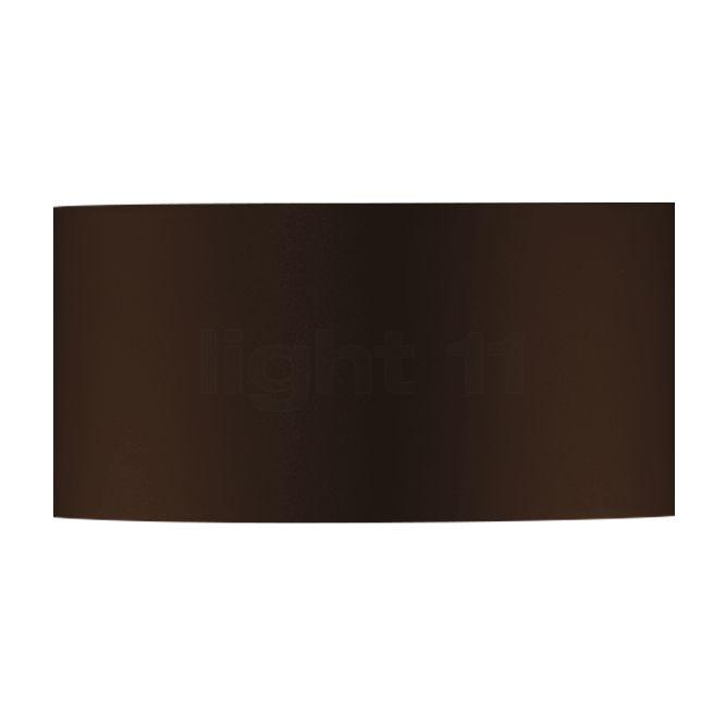 Ares Maxi Melrie Applique Downlight LED, marron, 3.000 K
