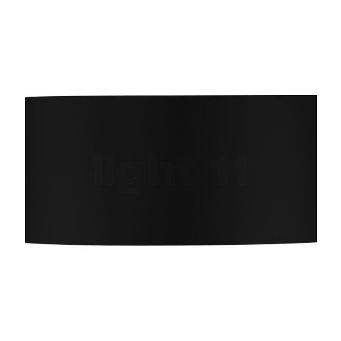 Ares Maxi Melrie Applique Downlight LED, noir, 3.000 K