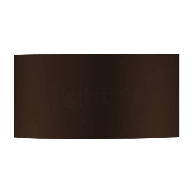 Ares Maxi Melrie Applique Up- & Downlight LED, marron, 3.000 K