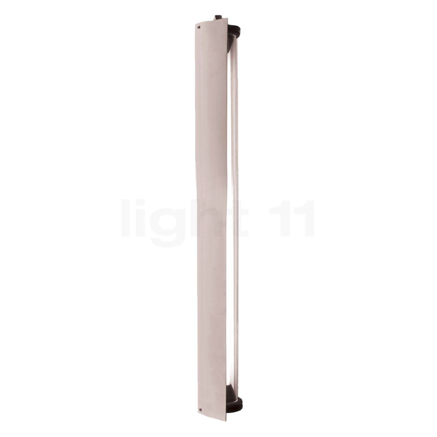 DCW In The Tube 360° - 700 Applique LED avec FLAP, volet blanc/sans maille
