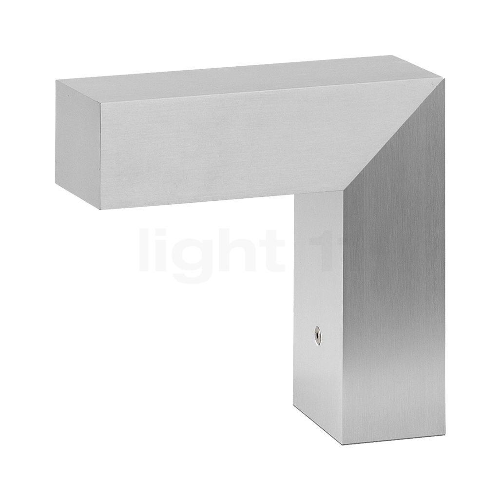 Flos 45 ADJ 1 Applique/Plafonnier LED, aluminium