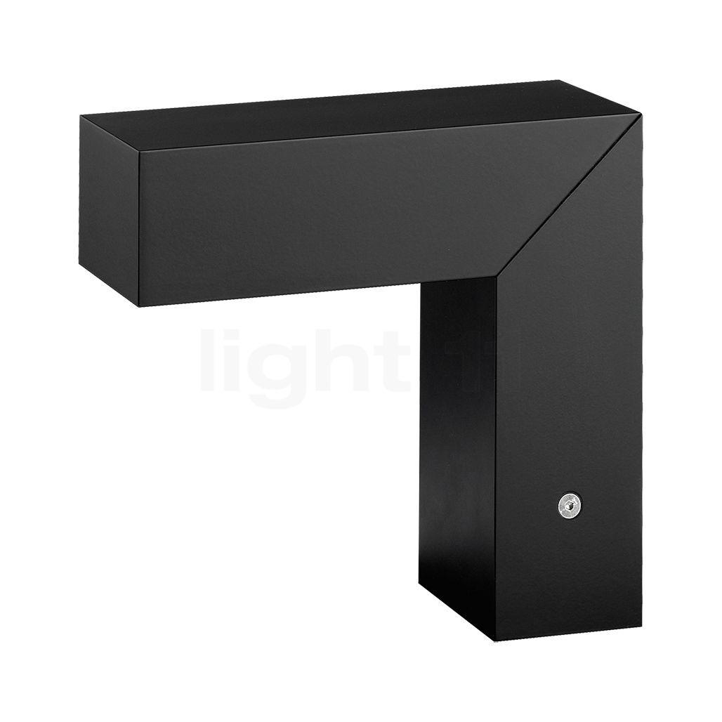 Flos 45 ADJ 1 Applique/Plafonnier LED, noir