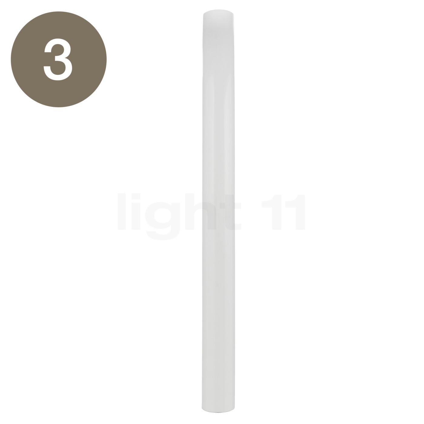 Flos Pièces détachées pour Stylos, Pièce n° 3 : diffuseur en plexiglas