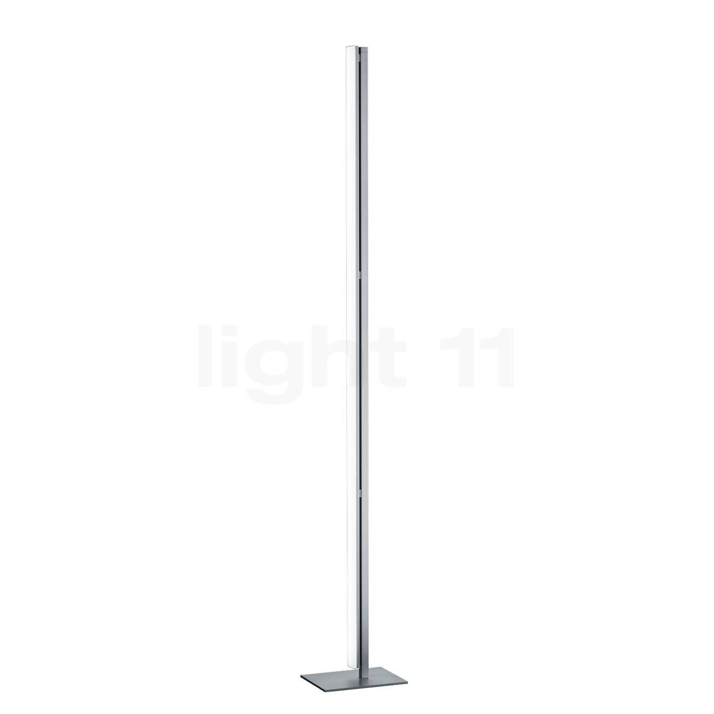 HELESTRA Venta Lampadaire LED, chrome