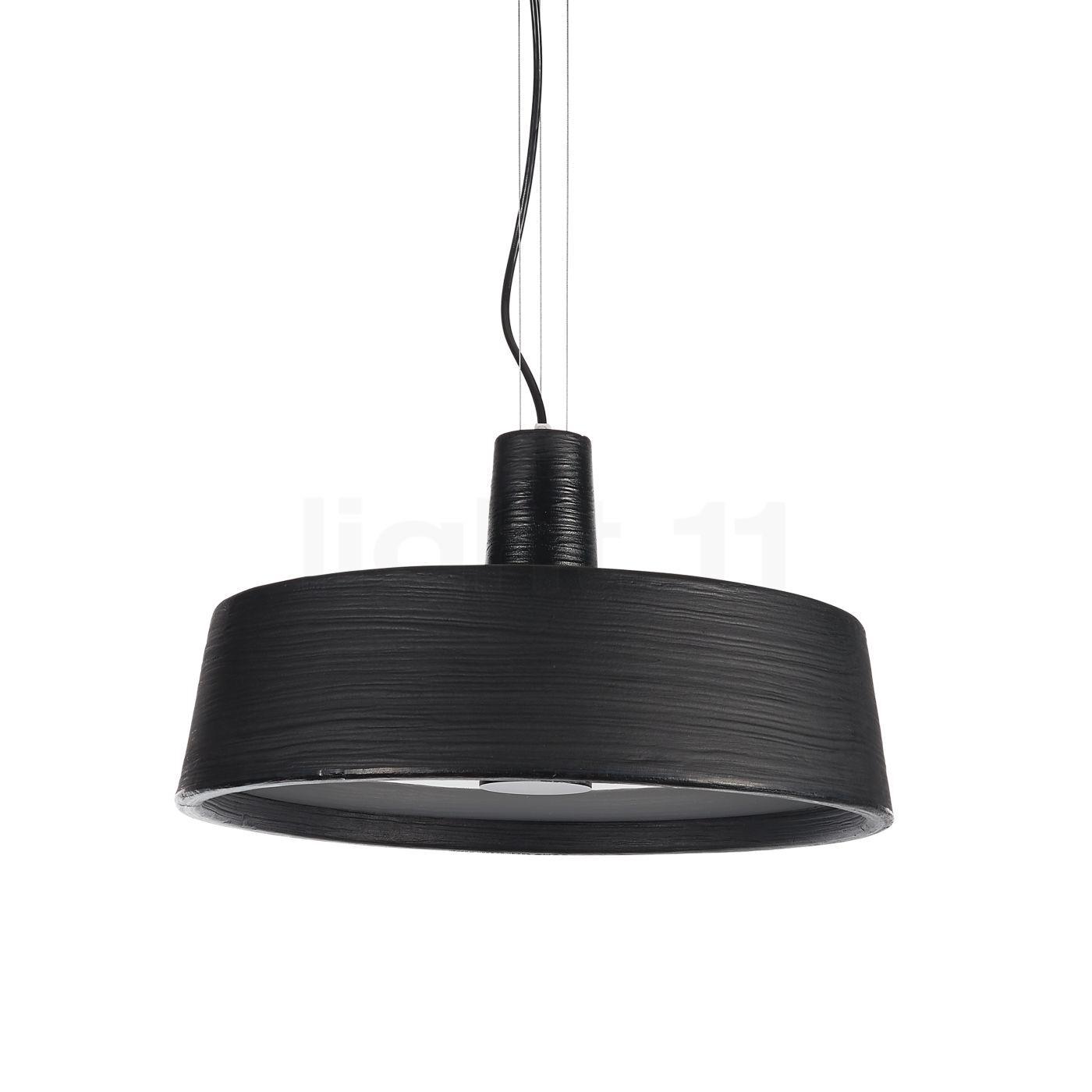 Marset Soho 57 Suspension LED, noir