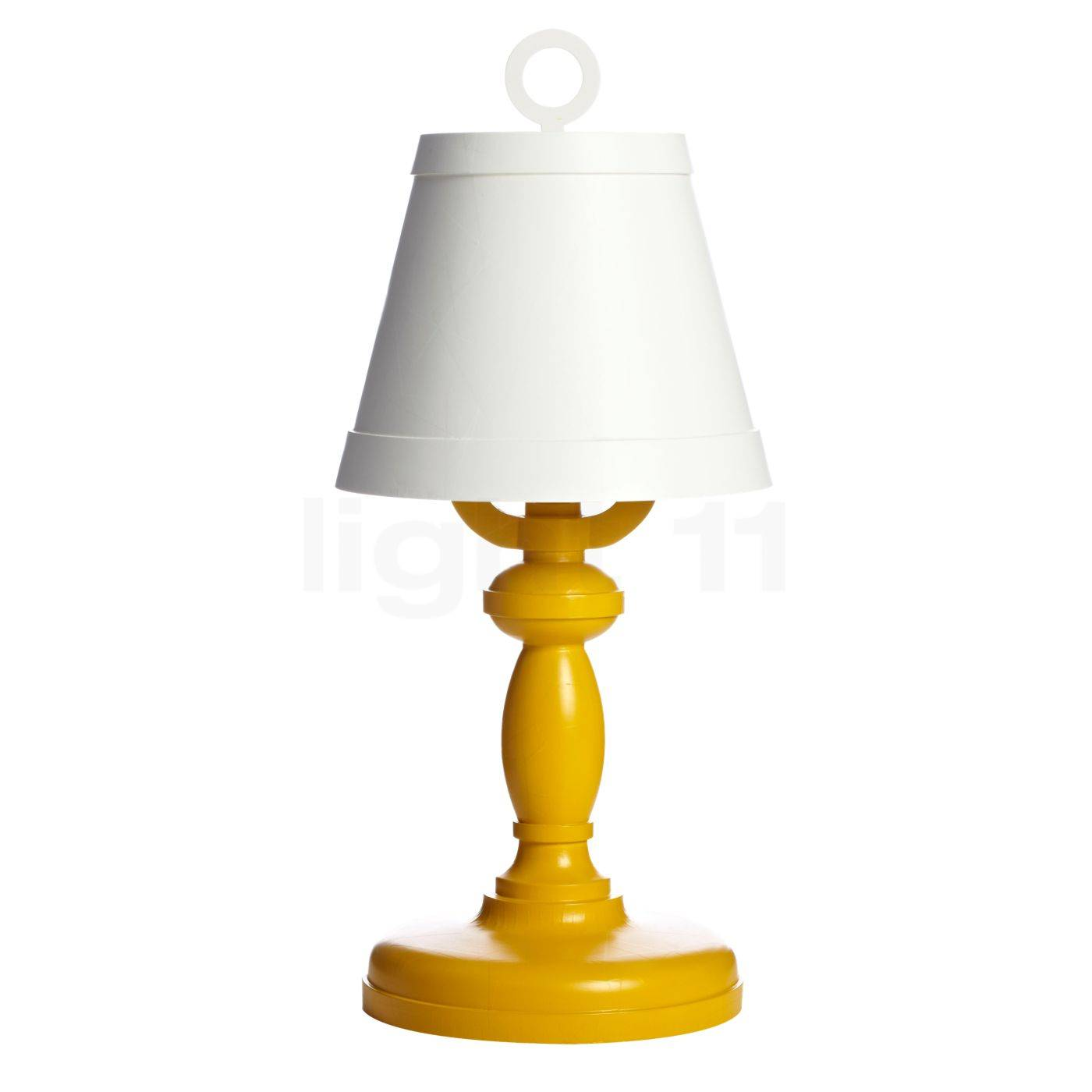 Moooi Paper Lampe de table, blanc/orange