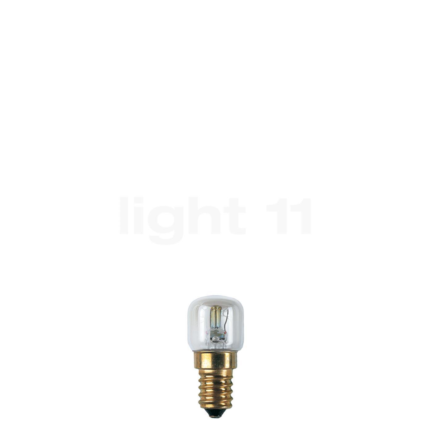 Radium Sparpaket: 30 x Radium CO26 15W/c, E14, translucide clair