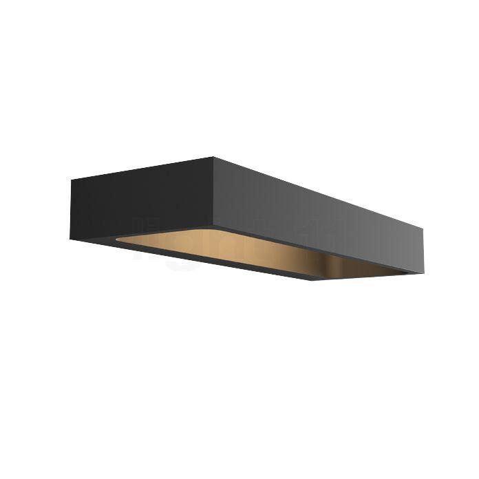 Wever & Ducré Bento 3.6 Applique LED, noir