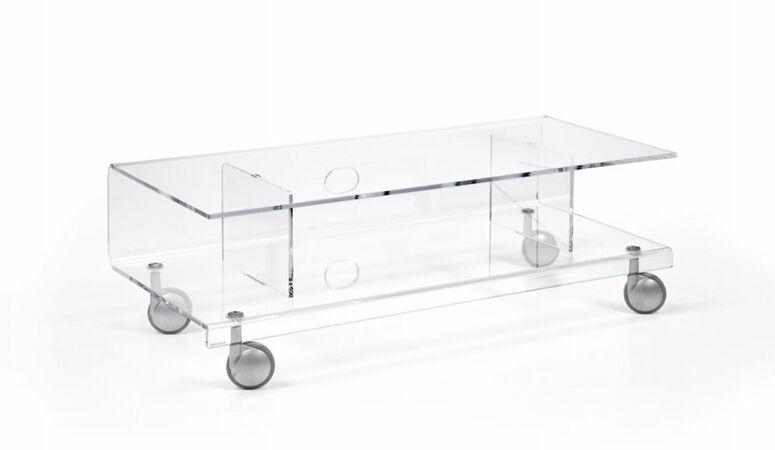 EMPORIUM chariot pour TV ANDY (Andy 6 - Méthacrylate)