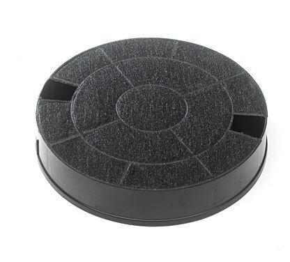 ELICA set de 2 filtres à charbon CFC0140124 pour hotte ALBA CUBO, AQUA, ELIPER, TAMAYA, TONDA (- - Filtre charbon)