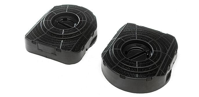ELICA set of 2 filtres charbon CFC0140122 (- - Filtre charbon)