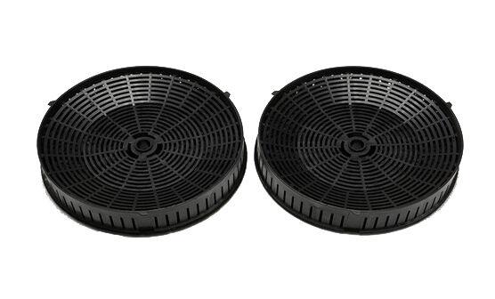 ELICA set de 2 filtres à charbon CFC0140343 (- - Filtre charbon)