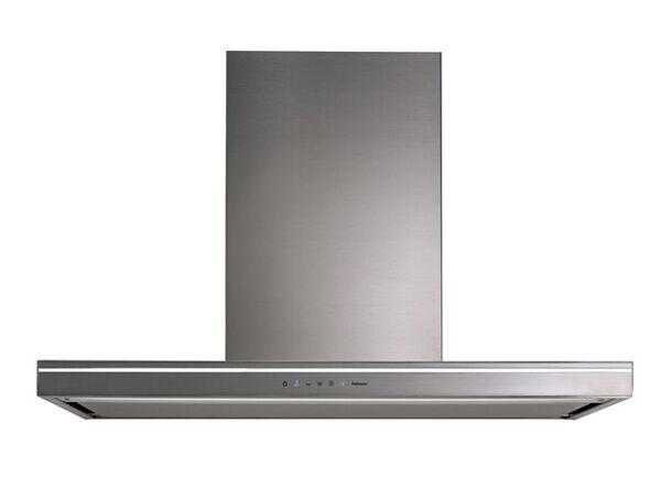 FALMEC hotte Îlot LUMINA NRS (90 cm / Lunette en acier inoxydable - Acier Inox)