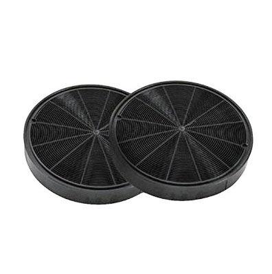 FABER set de 2 filtres HIGH PERFORMANCE 112.0158.127 FHP8 (1 set de 2 pièces - Filtre charbon)