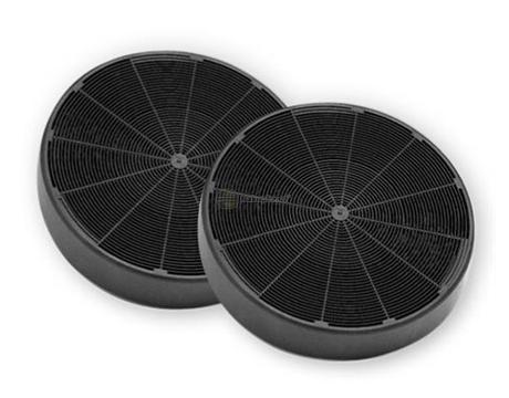 FABER set de 2 filtres à charbon 112.0157.240 (- - Filtre charbon)