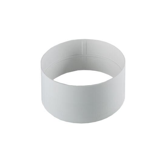 ELICA raccord circulaire KIT0121003 Ø 158x59 mm pour hotte à évacuation NIKOLATESLA (Blanc - plastique)