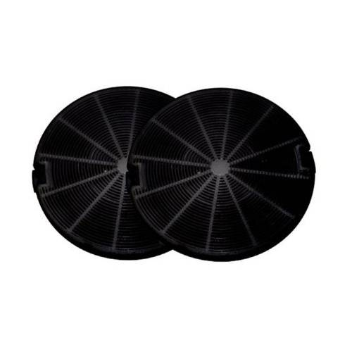 FABER set de 2 filtres à charbon pour hotte IN-NOVA SMART 112.0067.944 (Cod. 112.0067.944 - Filtre charbon)