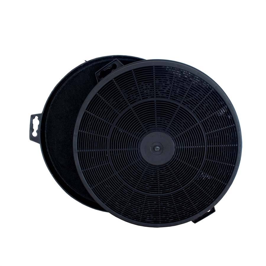 AIRMEC filtre à charbon 103050102 type 2 pour hotte MINERVA, AFRODITE, MILLENNIUM, BUILT-IN (- - Filtre charbon)