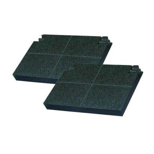 FABER set de 2 filtres à charbon pour IN-NOVA COMFORT F4-14B 112.0441.093 (- - Filtre charbon)