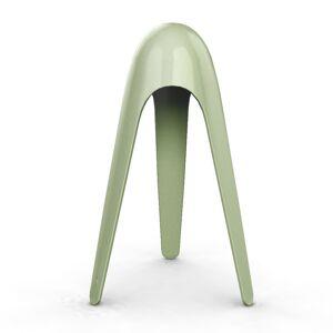 MARTINELLI LUCE lampe de table CYBORG (Vert - aluminium et polycarbonate) - Publicité