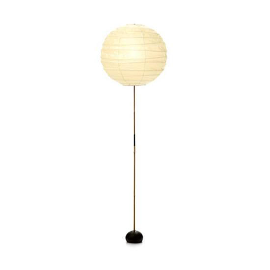 VITRA lampadaire AKARI BB3-55DD (BB3-55DD - Papier shoji et fil d'acier peint)