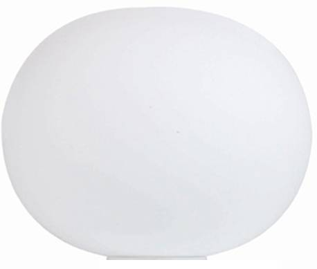 FLOS lampe de table GLO-BALL (BASIC 2 - Verre blanc opale)