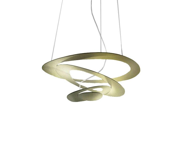 ARTEMIDE lampe à suspension PIRCE MICRO LED (Gold 3000K - Aluminium)