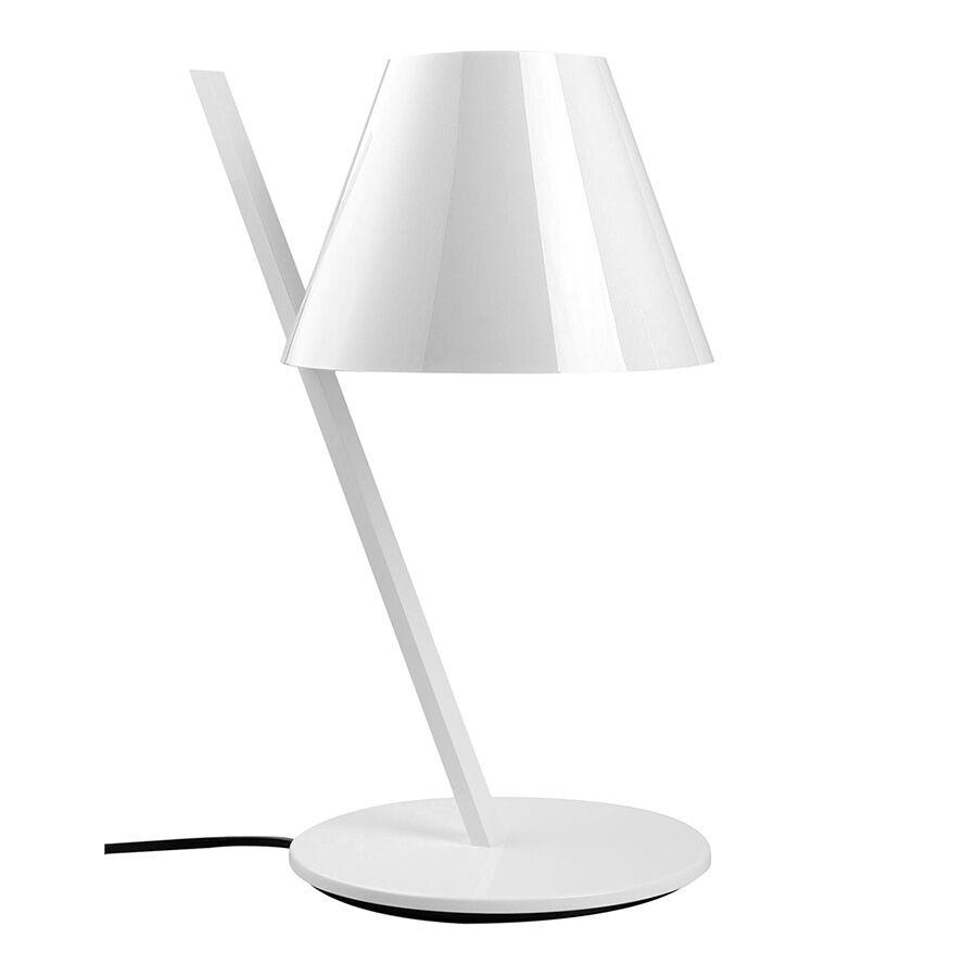 ARTEMIDE lampe de table LA PETITE à LED (Blanc - Polycarbonate, aluminium, méthacrylate)