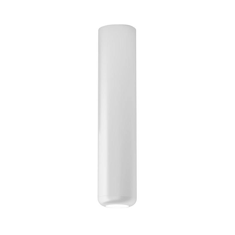 AXO LIGHT lampe à plafond URBAN MINI (H 31,5 cm Blanc froissé - Aluminium)