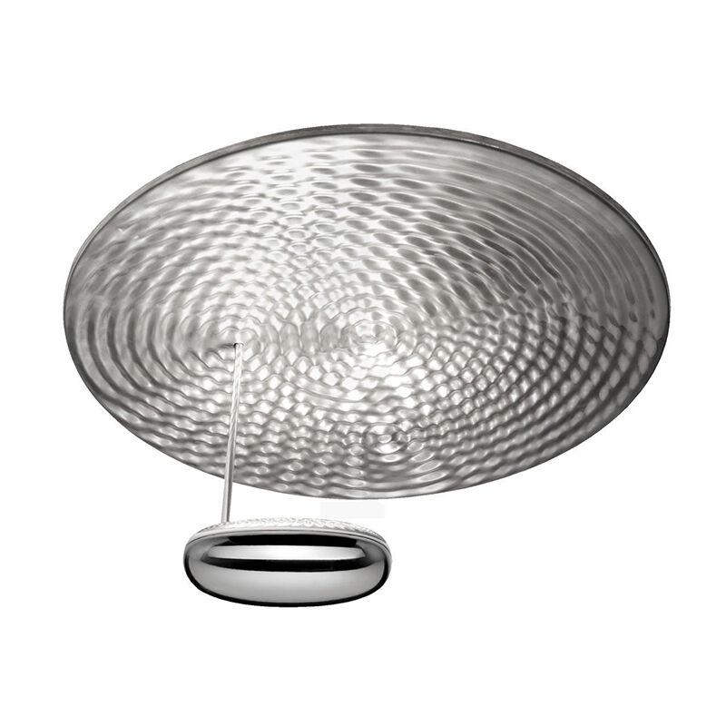 ARTEMIDE lampe au plafond plafonnier ou lampe murale applique DROPLET MINI (LED intégré non remplaçable, 2700K - Aluminium, acier)