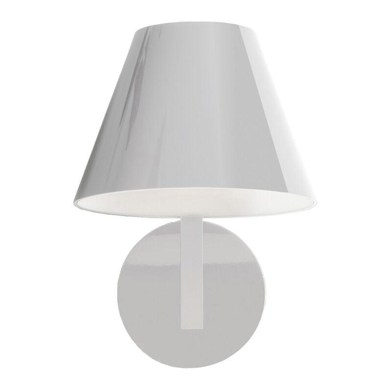 ARTEMIDE lampe murale applique LA PETITE (Blanc - Polycarbonate, aluminium, méthacrylate)