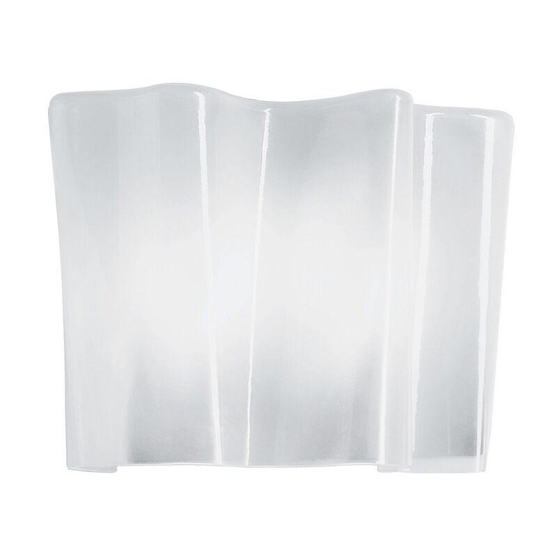 ARTEMIDE lampe murale applique LOGICO (Logico Wall - Verre soufflé, acier)