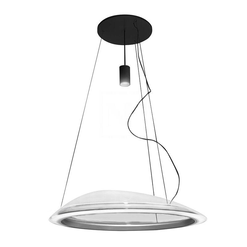 ARTEMIDE lampe à suspension AMELUNA RGB (RGB / APP control - méthacrylate, technoploymère, pâte thermique)