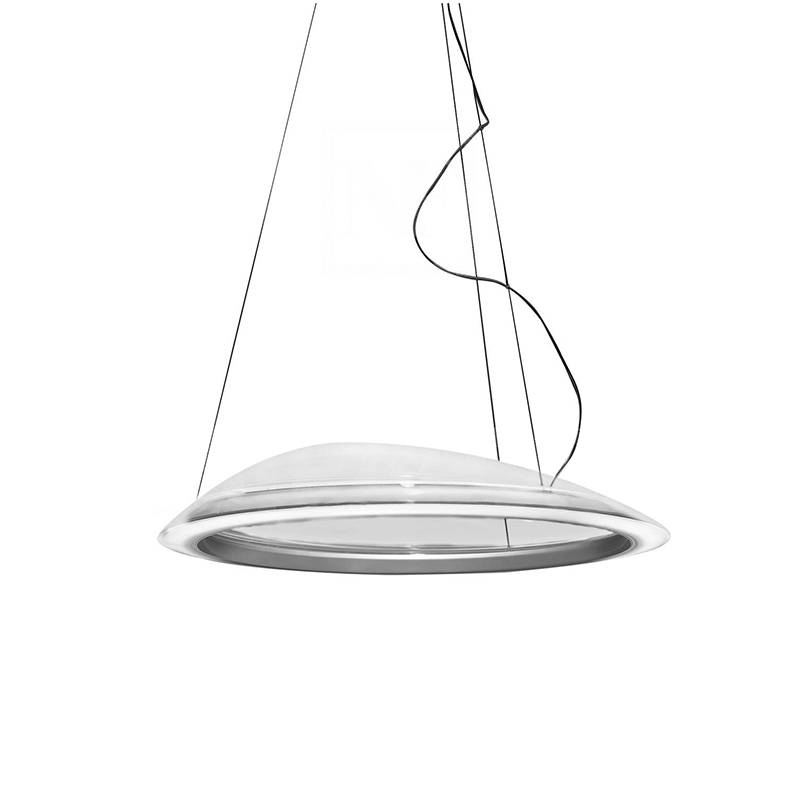 ARTEMIDE lampe à suspension AMELUNA (LED - méthacrylate, technoploymère, pâte thermique)